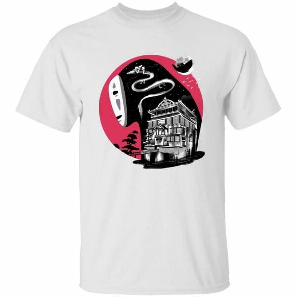 Spirit Away Kaonashi No Face Unisex T Shirt