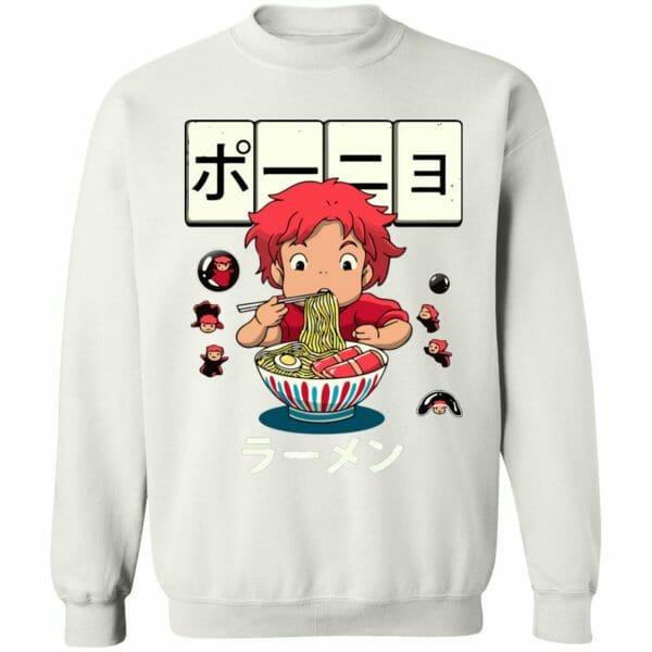 Ponyo very first Ramen T Shirt