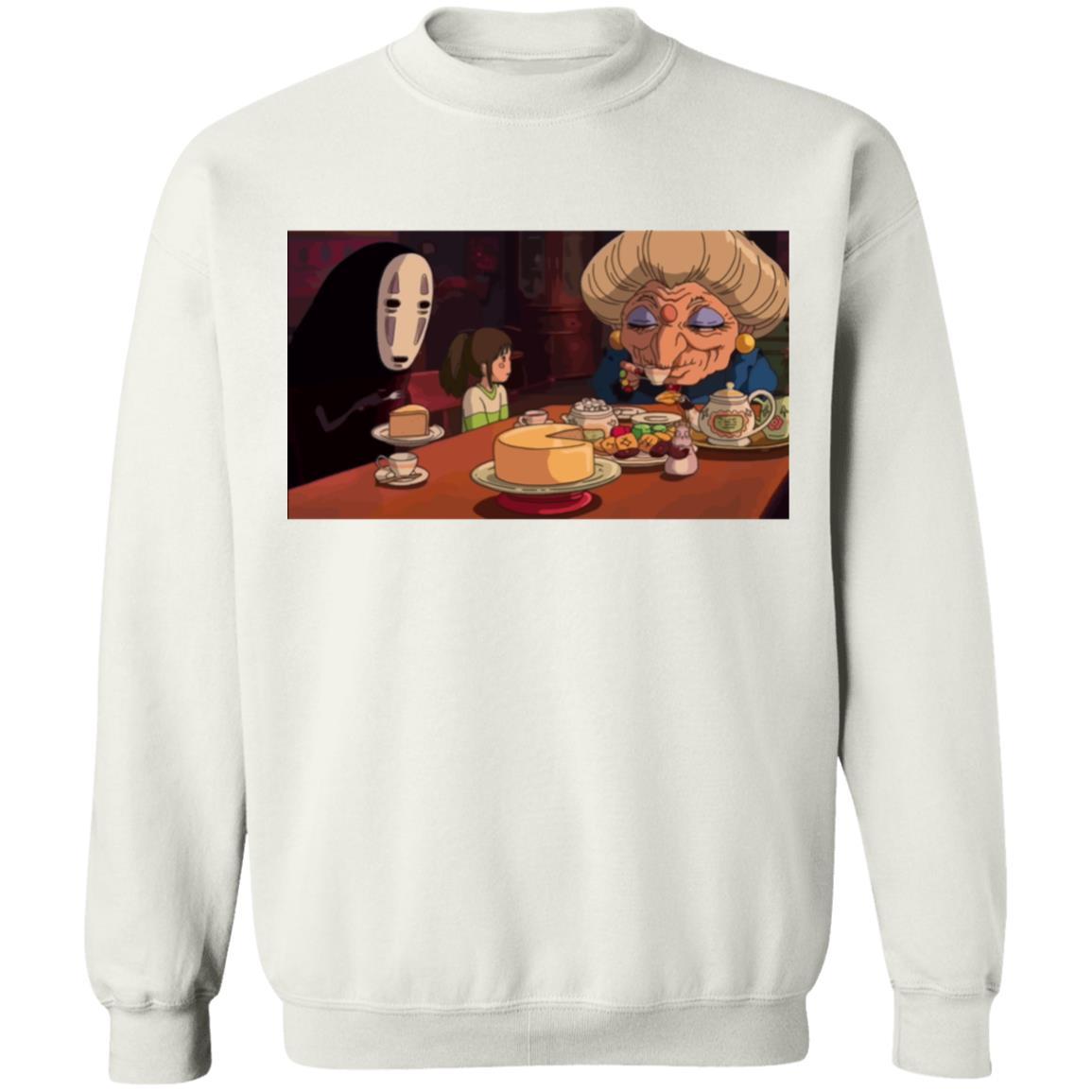Spirited Away – Tea Time Sweatshirt