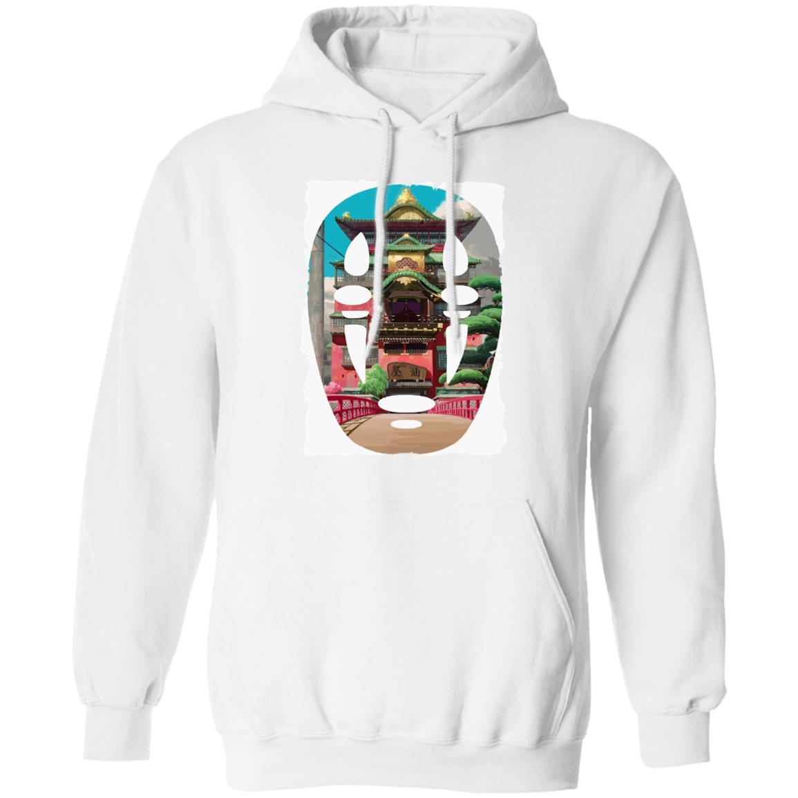 Spirited Away –  The Bathhouse Ft. No Face Hoodie