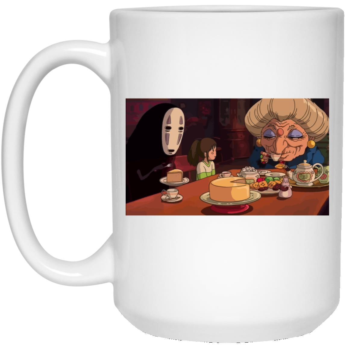 Spirited Away – Tea Time Mug