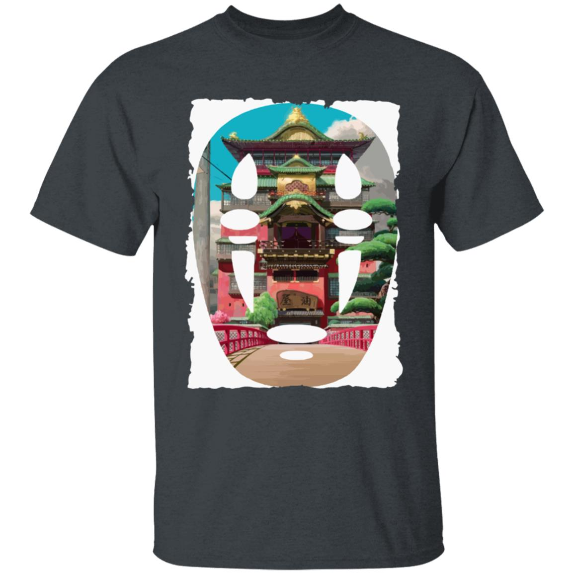 Spirited Away –  The Bathhouse Ft. No Face T Shirt