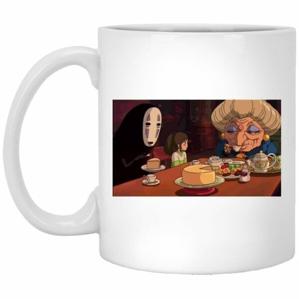 The Hungry Ponyo Mug