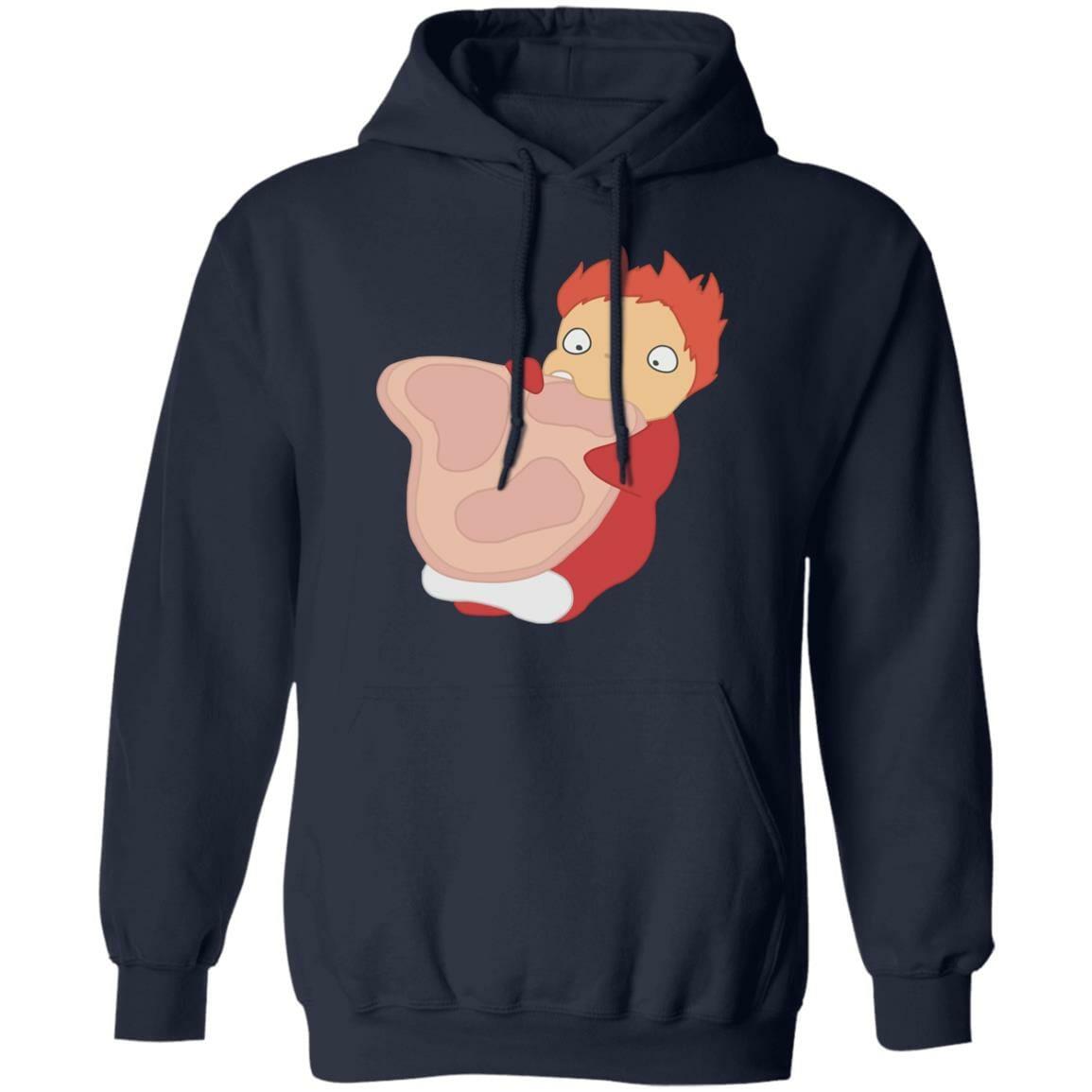 The Hungry Ponyo Hoodie