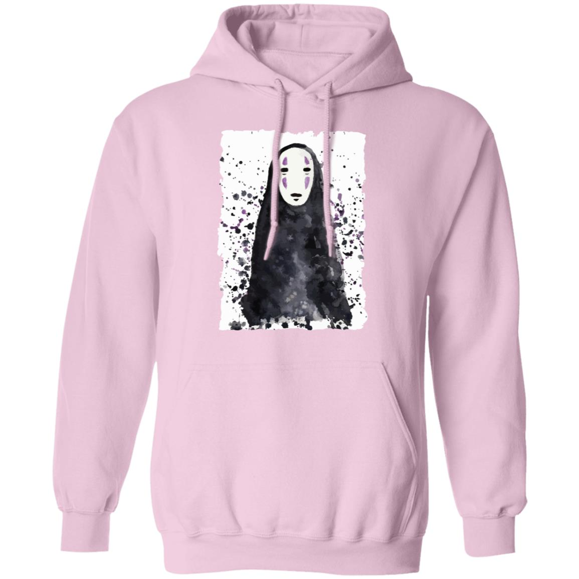 Spirited Away –  Kaonashi No Face Hoodie