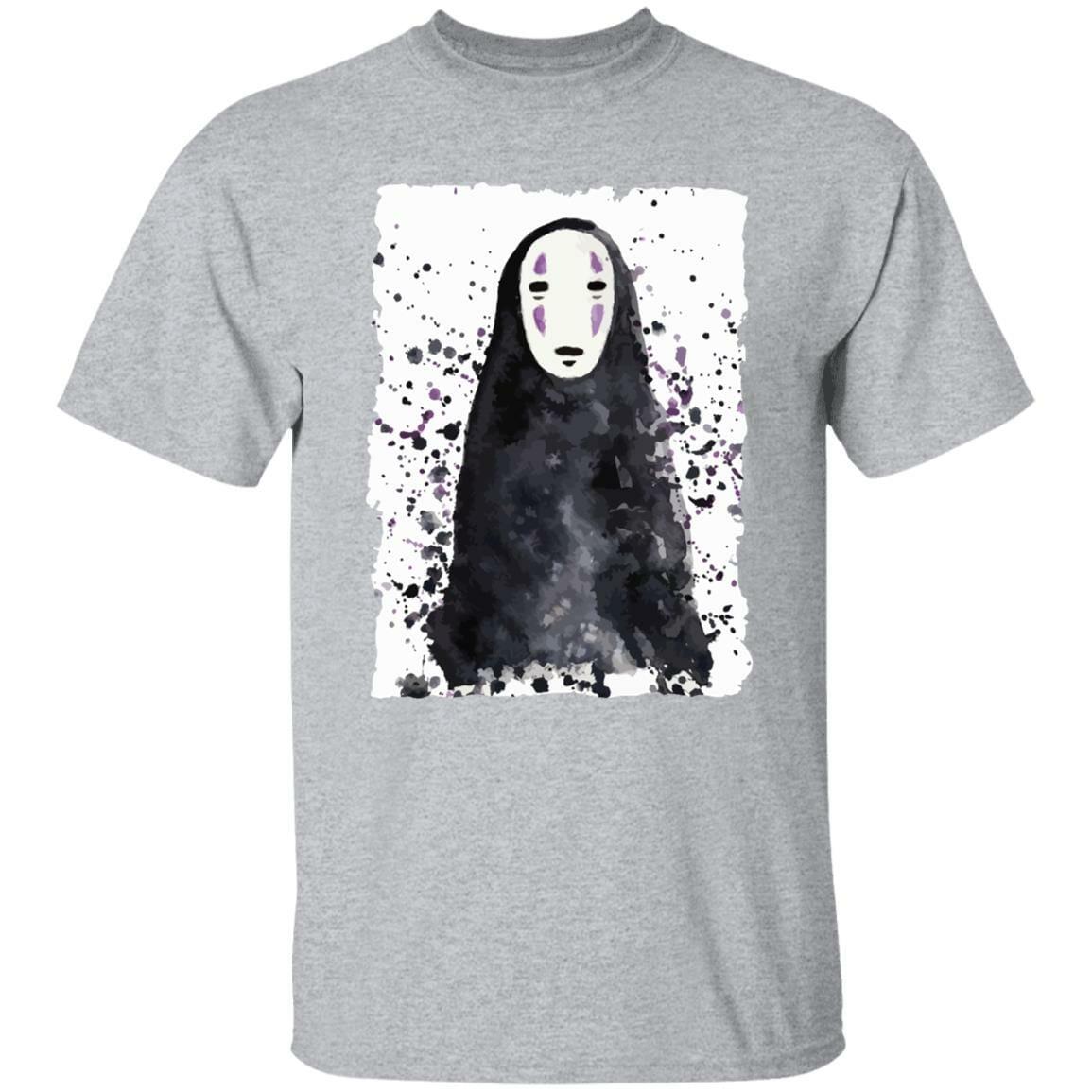 Spirited Away –  Kaonashi No Face T Shirt