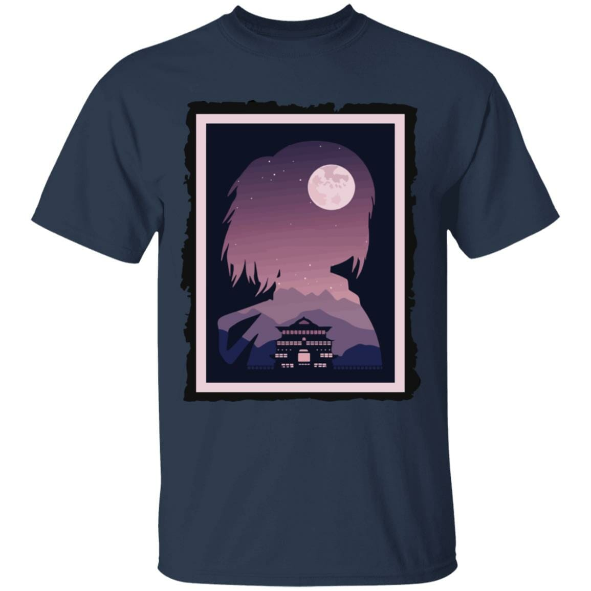 Spirited Away – Sen and The Bathhouse T Shirt