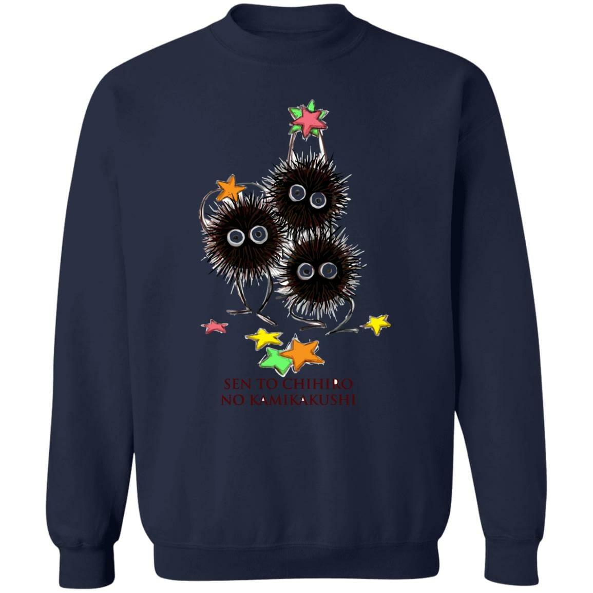 Spirited Away Susuwatari Graphic Sweatshirt