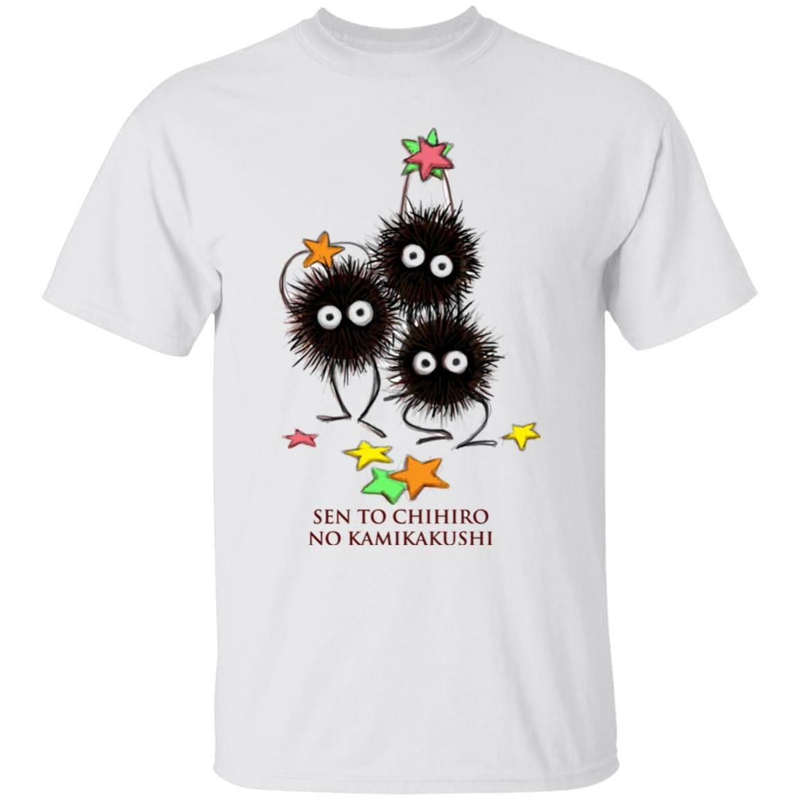 Spirited Away Susuwatari Graphic T Shirt