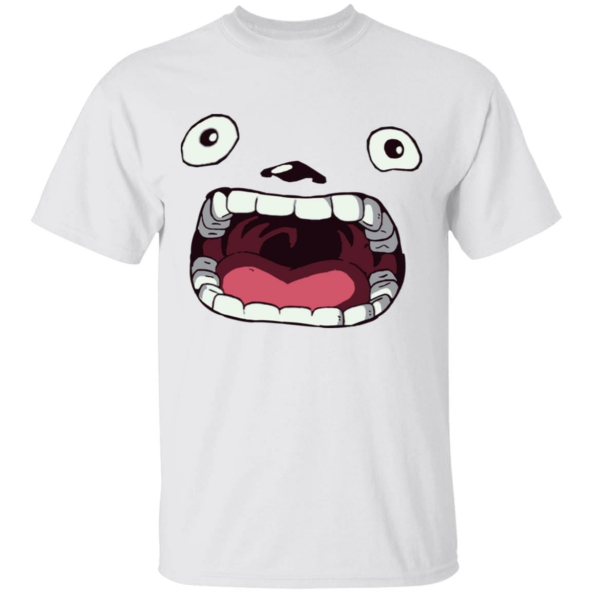 My Neighbor Totoro – Big Mouth T Shirt