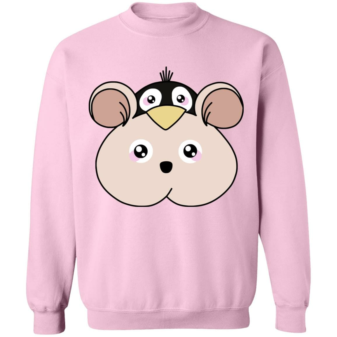 Spirited Away Boh with Yubaba's bird Classic Sweatshirt