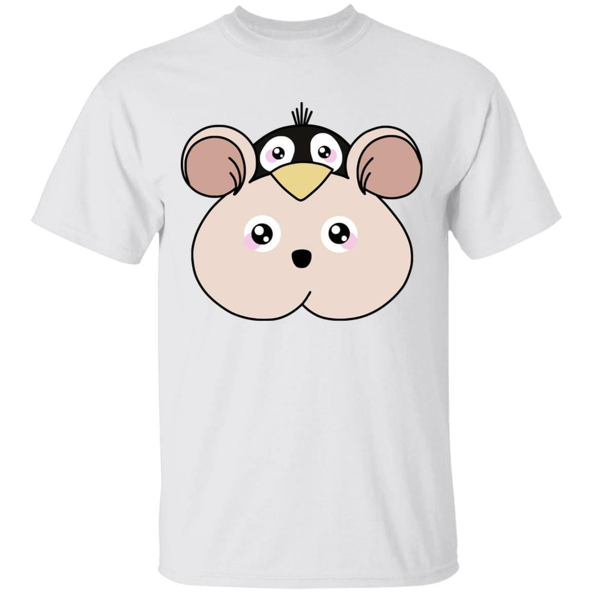 Spirited Away Boh with Yubaba's bird Classic T Shirt