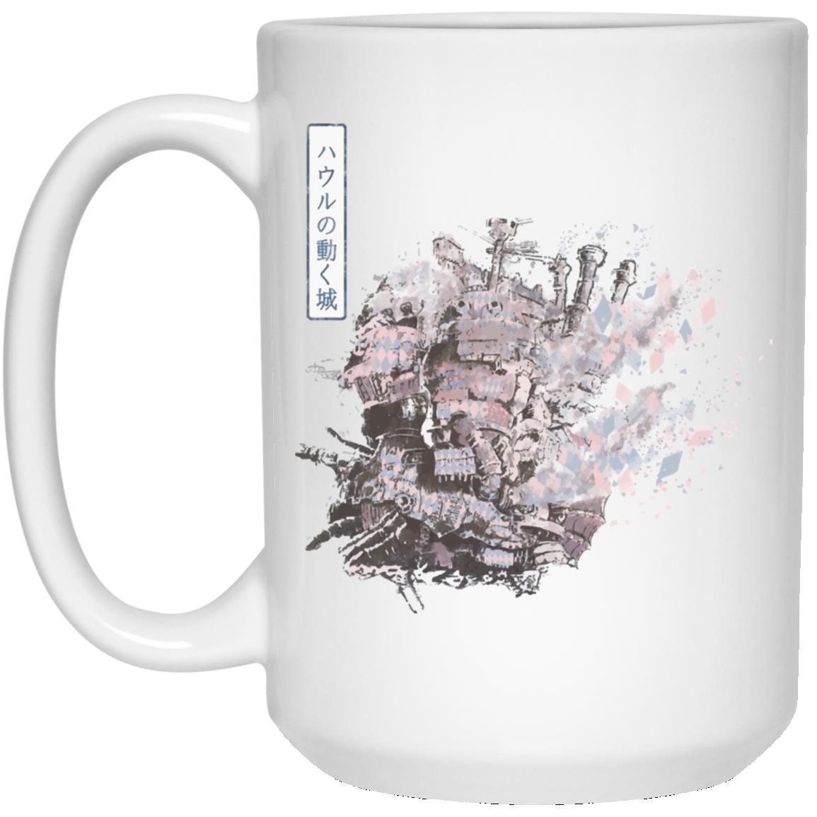 Howl's Moving Castle Classic Mug
