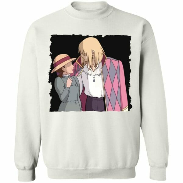 Howl's Moving Castle – Howl and Sophie First Meet T Shirt
