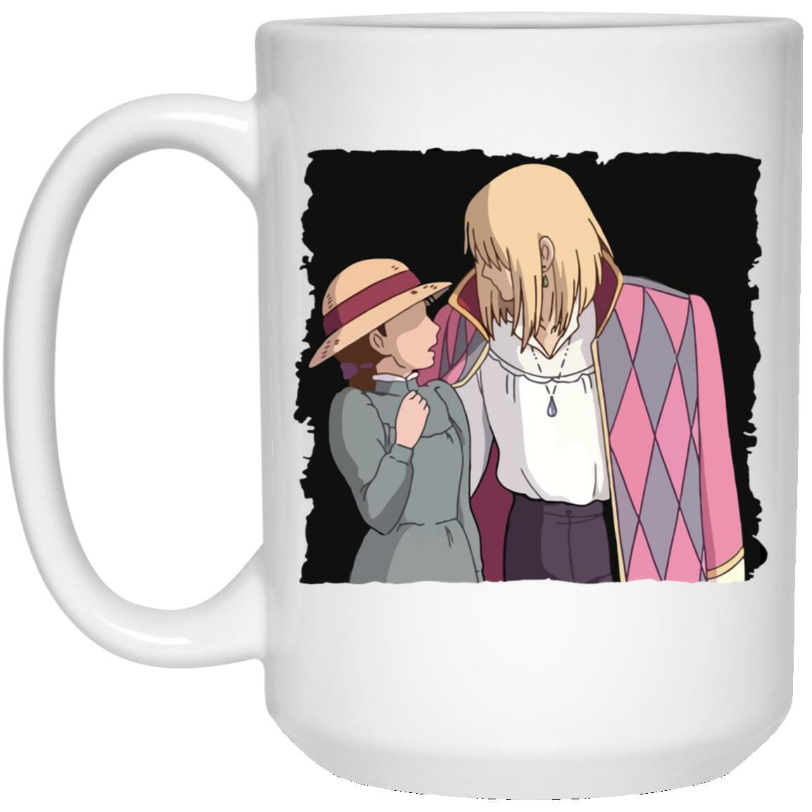 Howl's Moving Castle – Howl and Sophie First Meet Mug