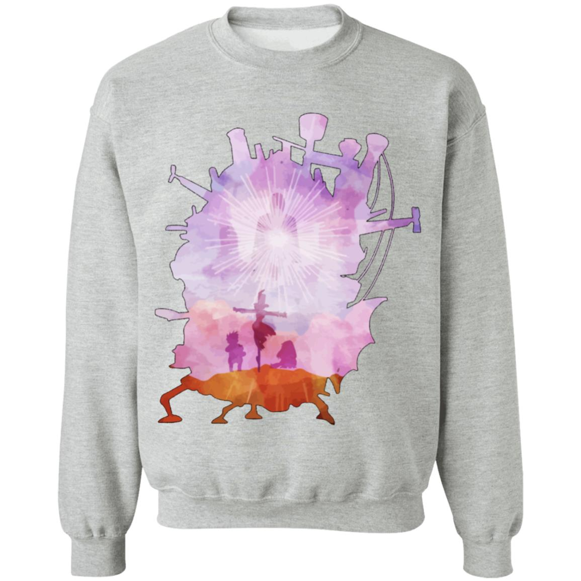 Howl's Moving Castle – Howl's Horizon Sweatshirt