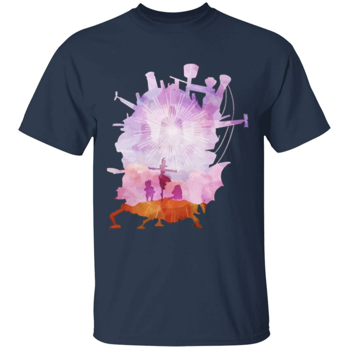 Howl's Moving Castle – Howl's Horizon T Shirt
