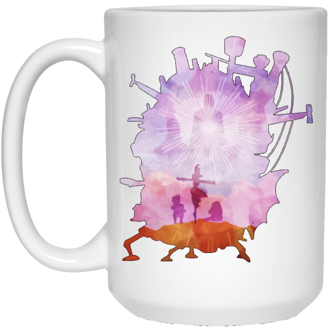 Howl's Moving Castle – Howl's Horizon Mug