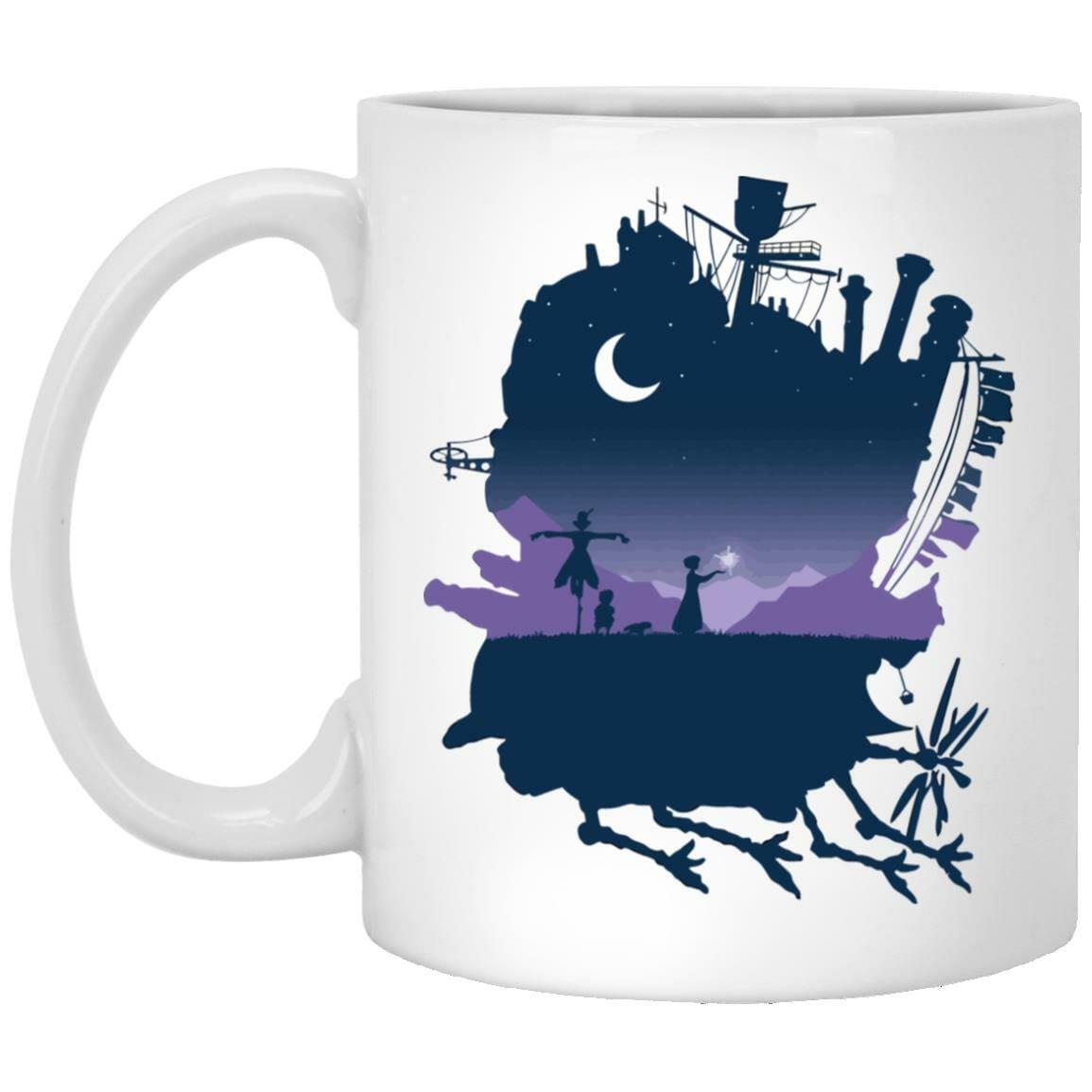 Howl's Moving Castle Midnight Mug