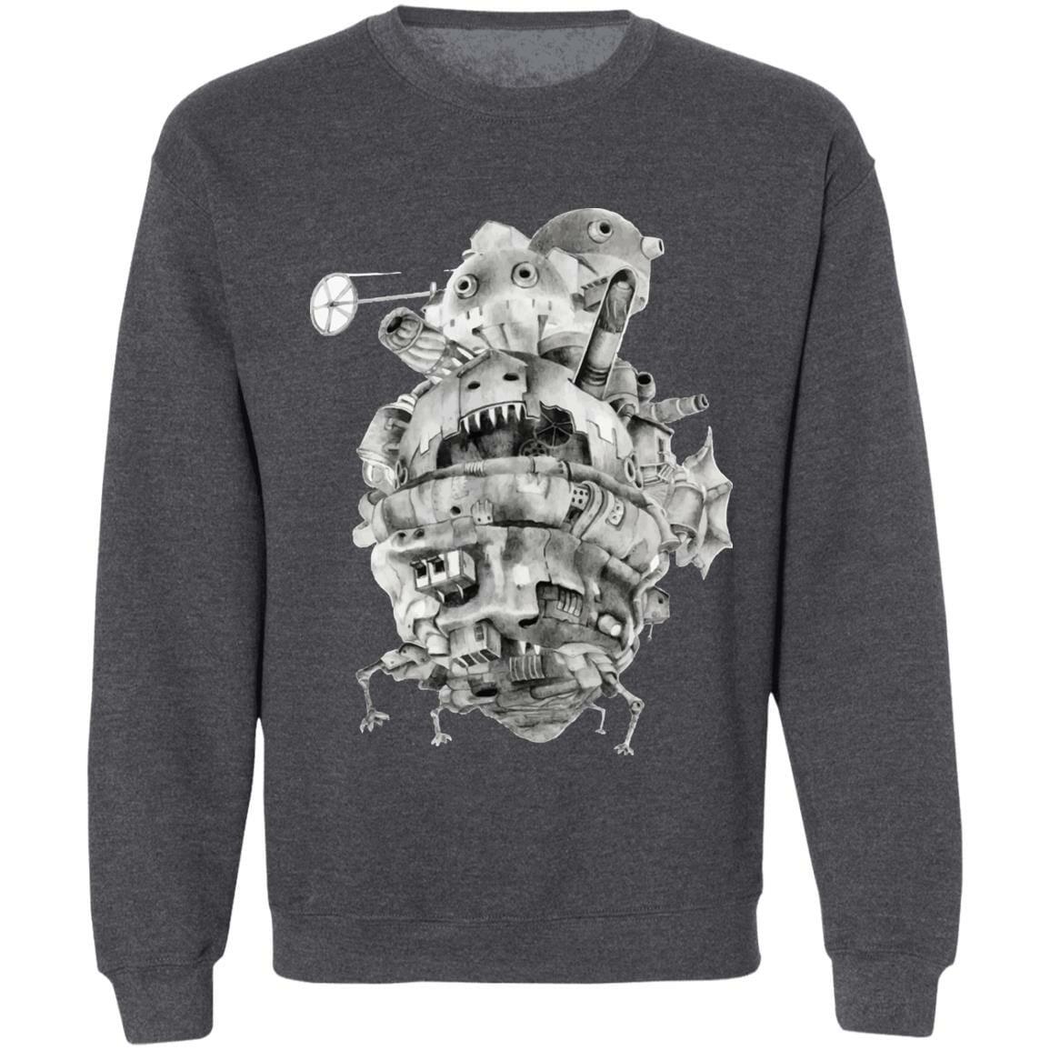 Howl's Moving Castle 3D Sweatshirt