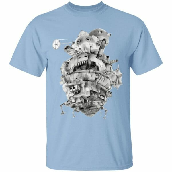 Howl's Moving Castle 3D T Shirt