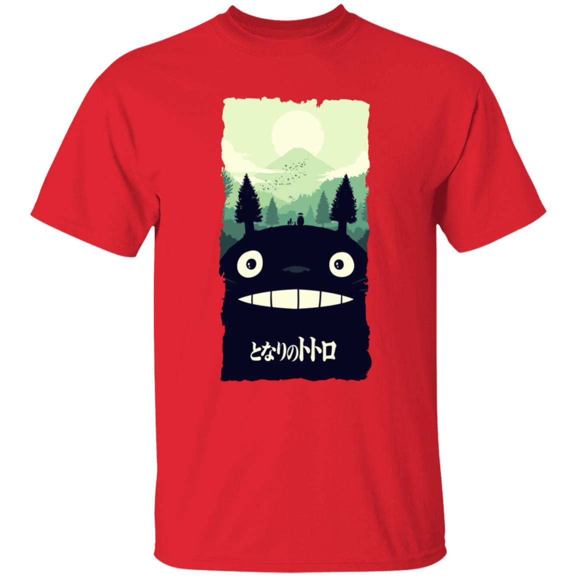 My Neighbor Totoro – Totoro Hill T Shirt