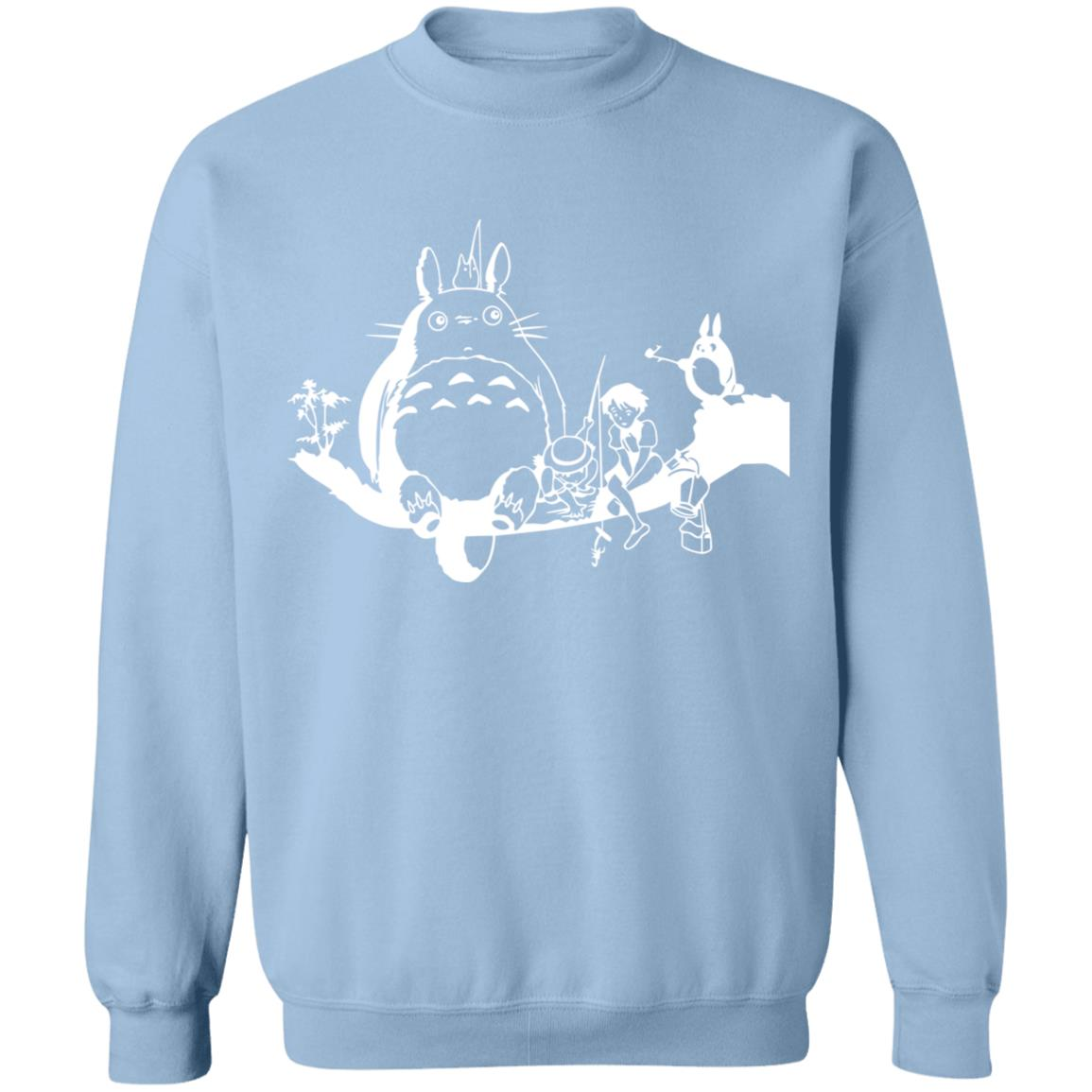 My Neighbor Totoro – Fishing Retro Sweatshirt