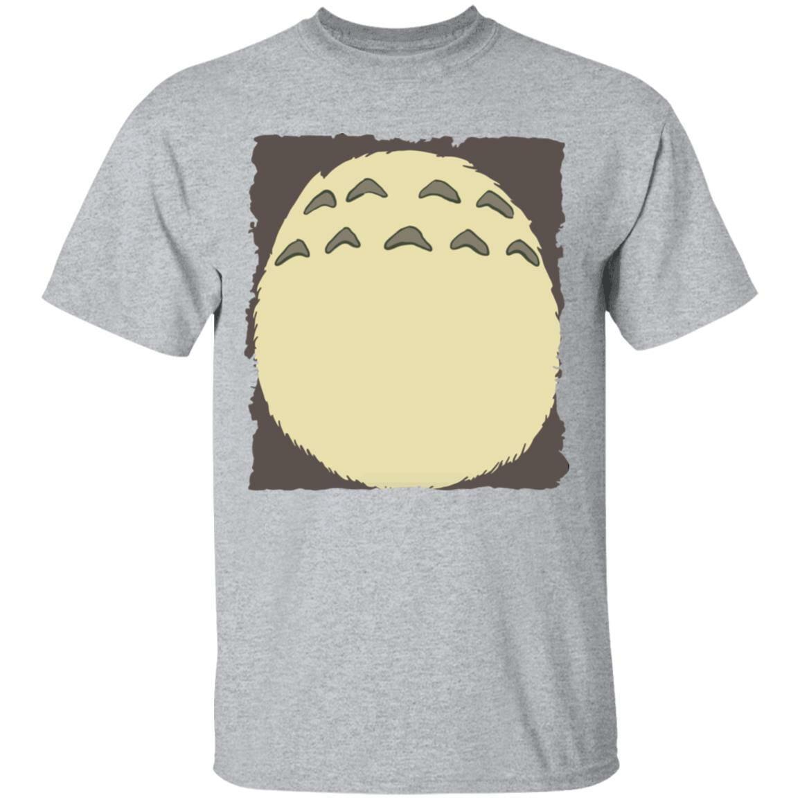 My Neighbor Totoro – Totoro Belly T Shirt