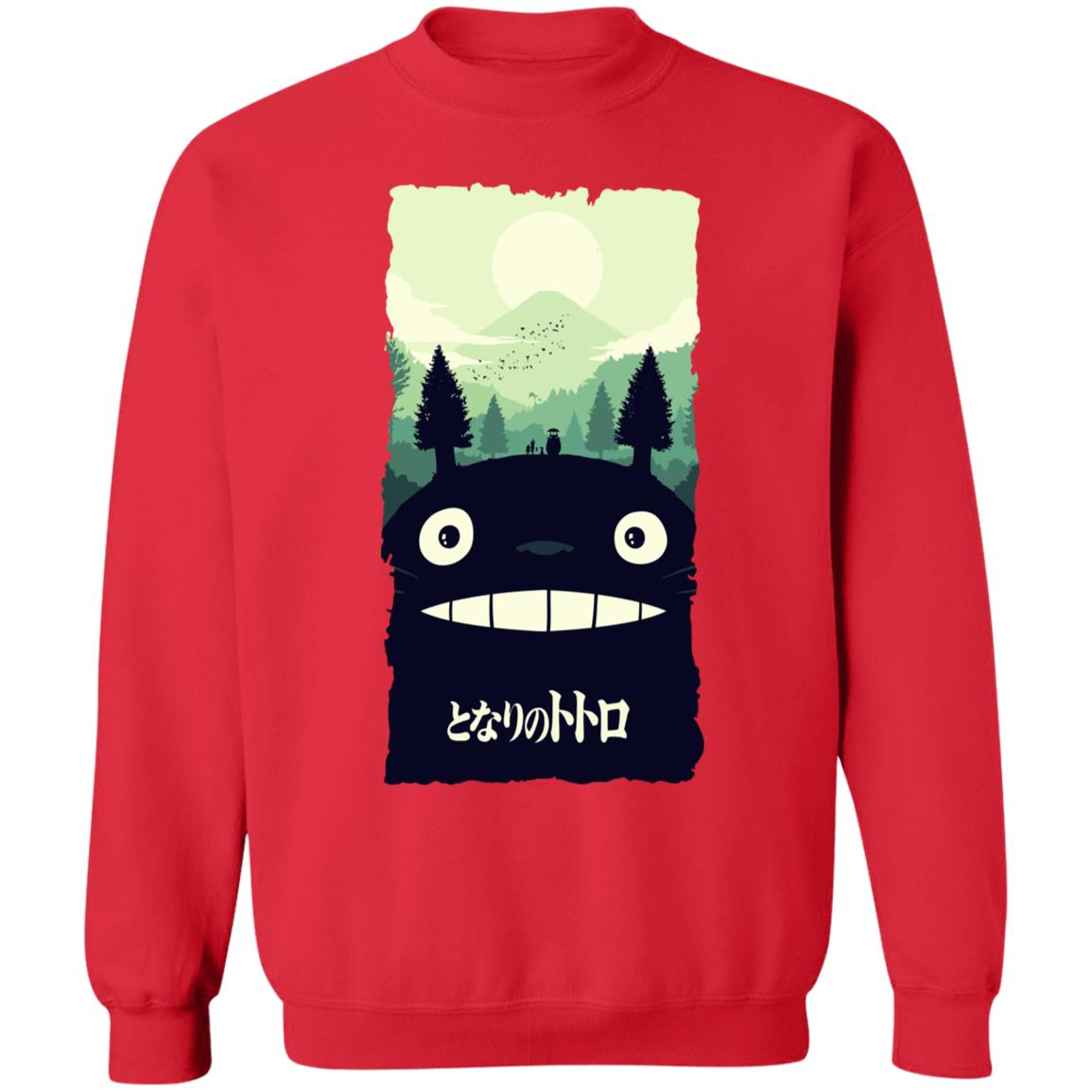 My Neighbor Totoro – Totoro Hill Sweatshirt