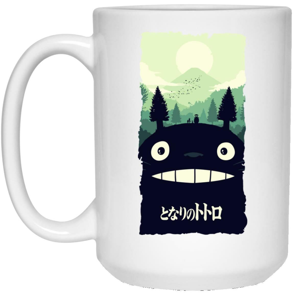 My Neighbor Totoro – Totoro Hill Mug