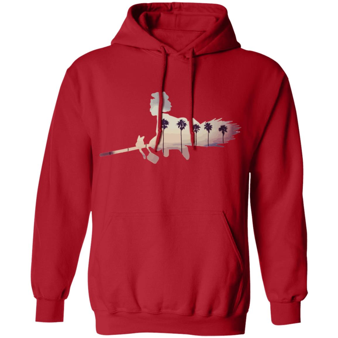 Kiki's Delivery Service – California Sunset Hoodie