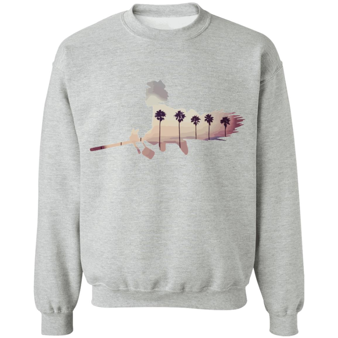 Kiki's Delivery Service – California Sunset Sweatshirt