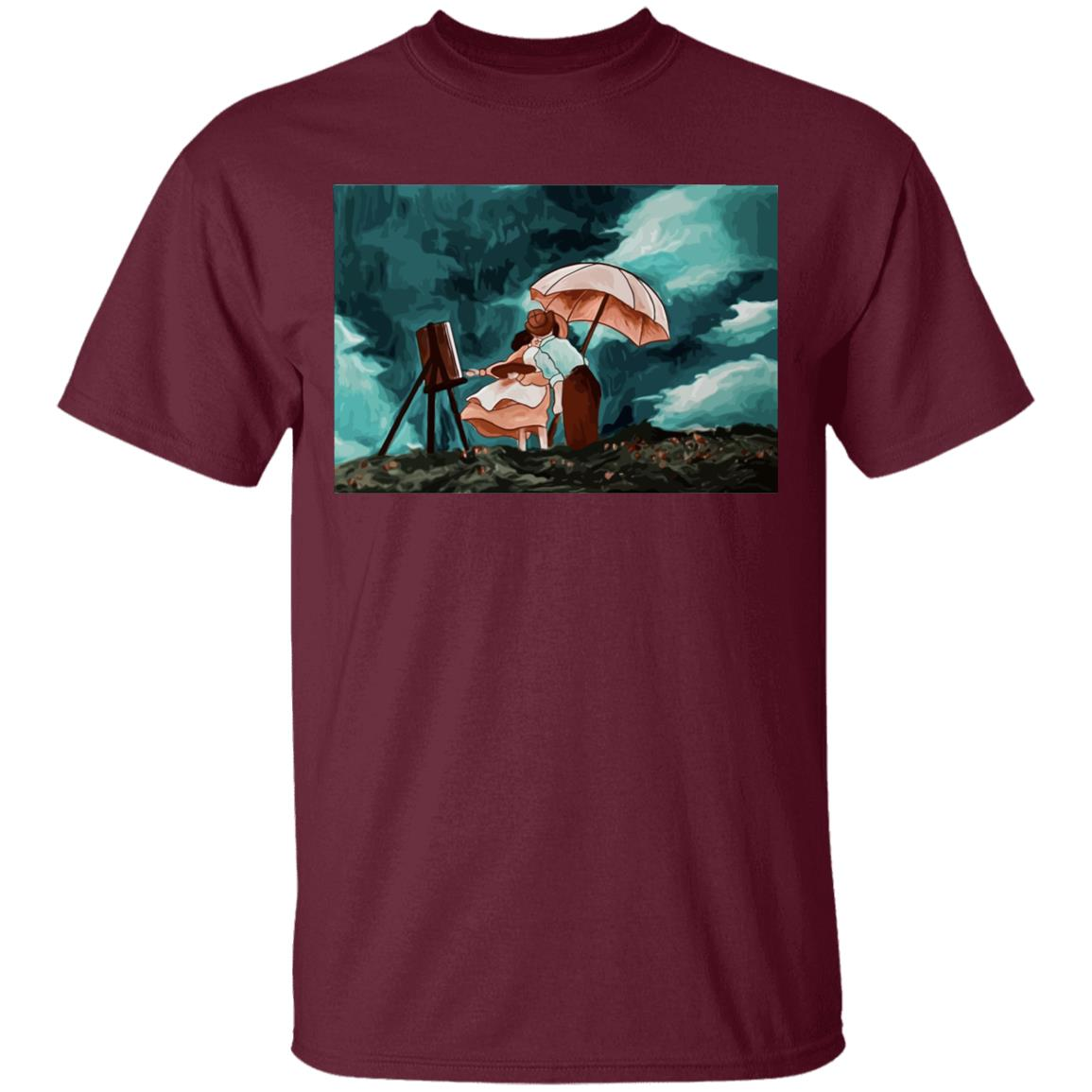 When the wind rises Classic T Shirt