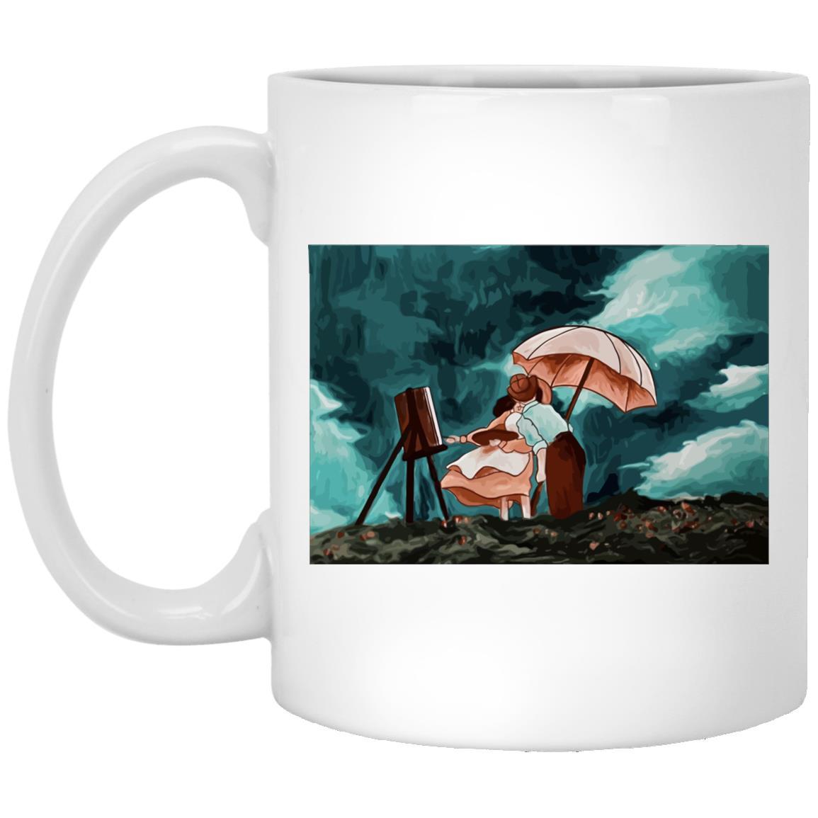 When the wind rises Classic Mug