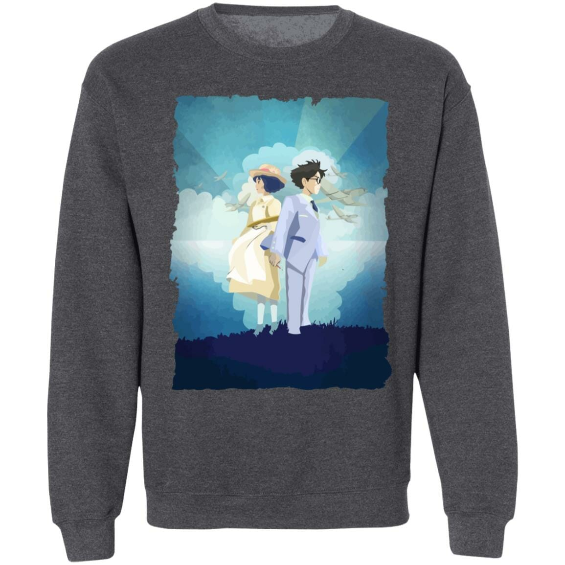 The Wind Rises Graphic Sweatshirt