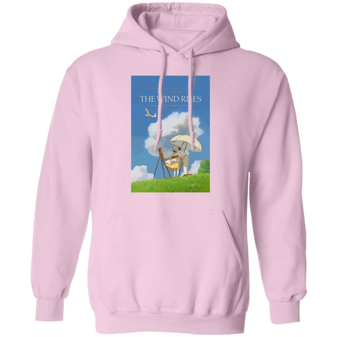 The Wind Rises Poster Classic Hoodie