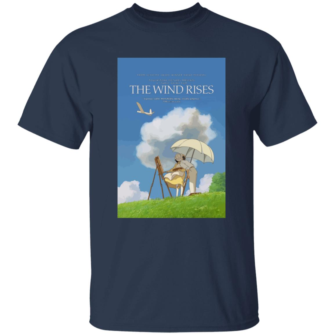 The Wind Rises Poster Classic T Shirt