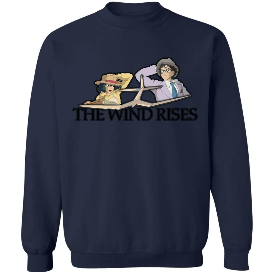 The Wind Rises – Airplane Sweatshirt