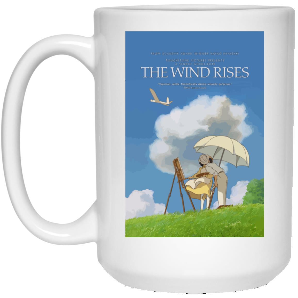 The Wind Rises Poster Classic Mug