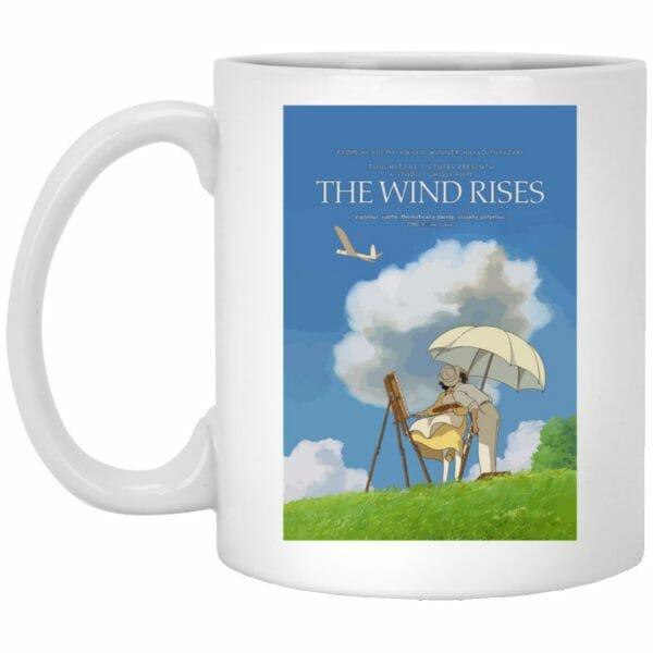 The Wind Rises – Airplane Mug