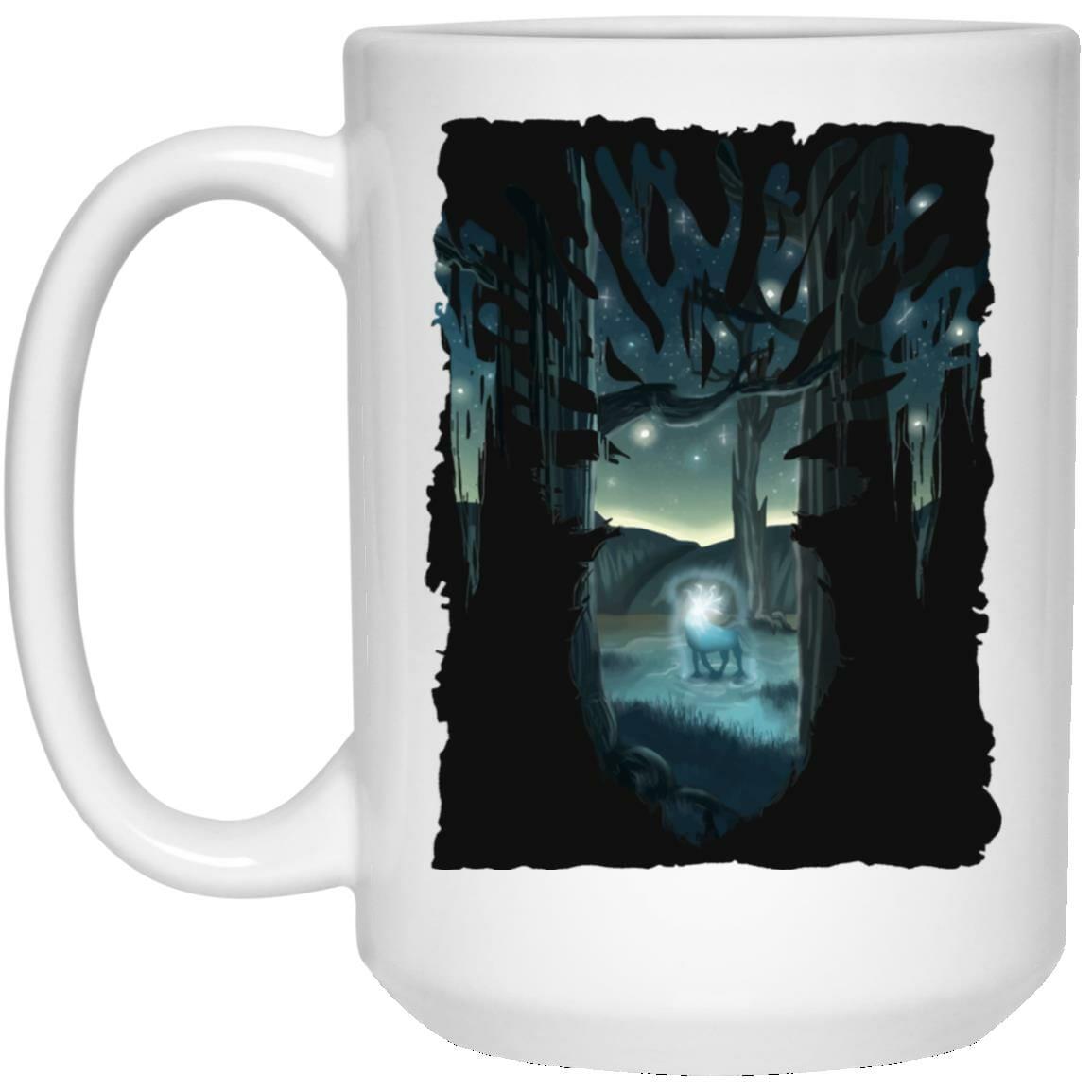 Mononoke Princess – Shishigami Transforming Mug