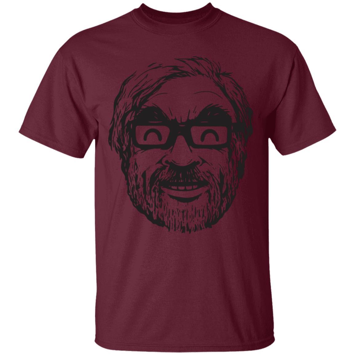 Ghibli Studio – Hayao Miyazaki Portrait T Shirt