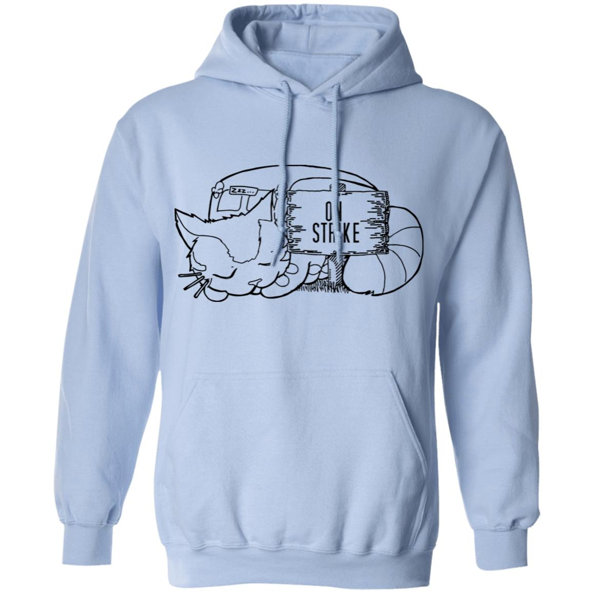 My Neighbor Totoro – CatBus on strike Hoodie