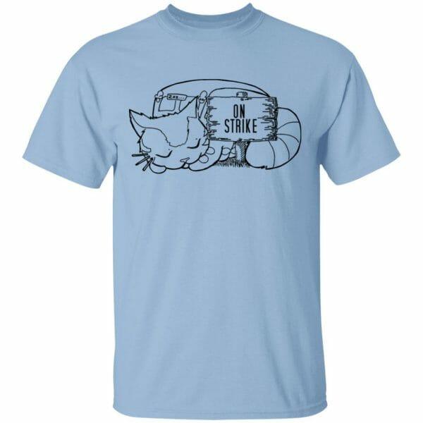 My Neighbor Totoro – CatBus on strike Sweatshirt