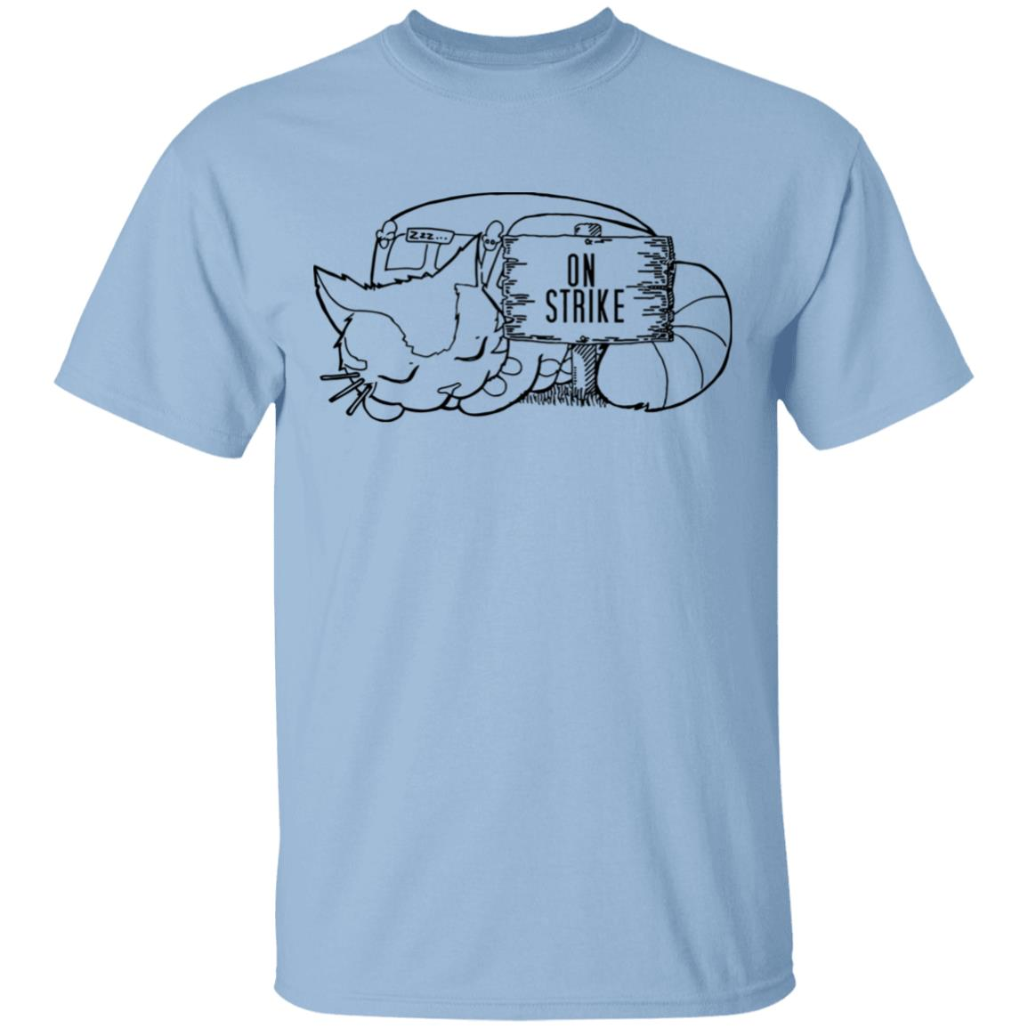 My Neighbor Totoro – CatBus on strike T Shirt