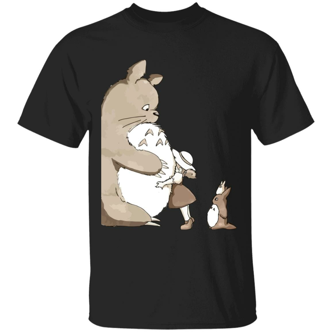 Totoro and Mei: Hugging T Shirt