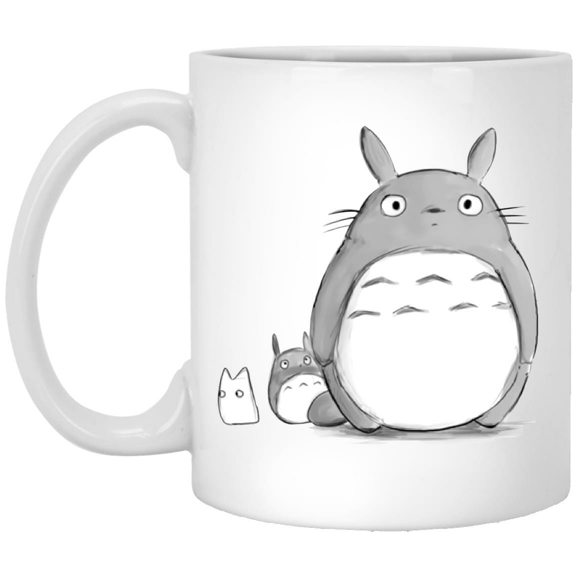 My Neighbor Totoro: The Giant and the Mini Mug