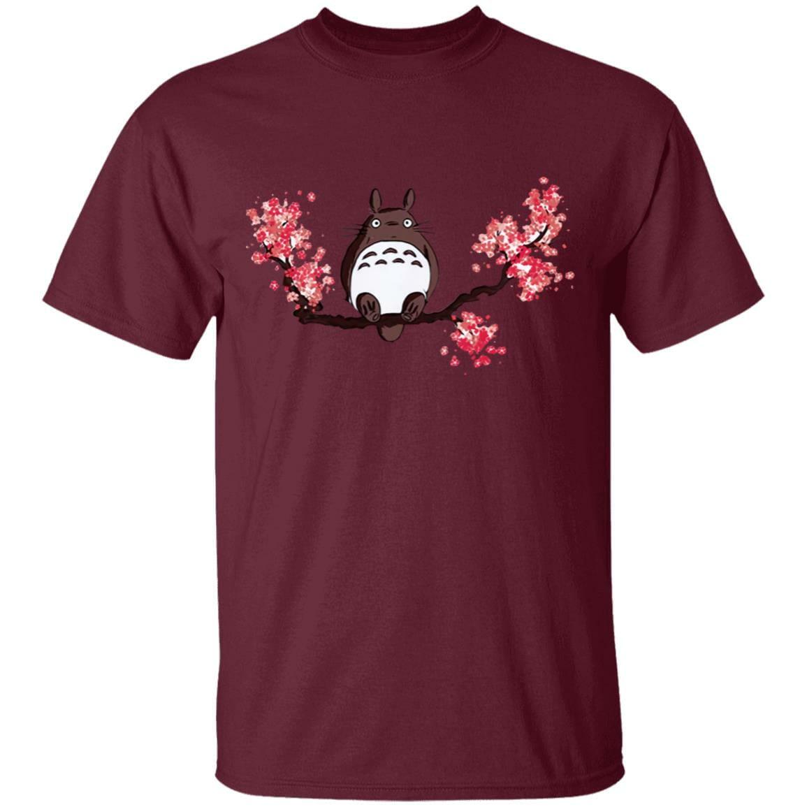 Totoro and Sakura T shirt