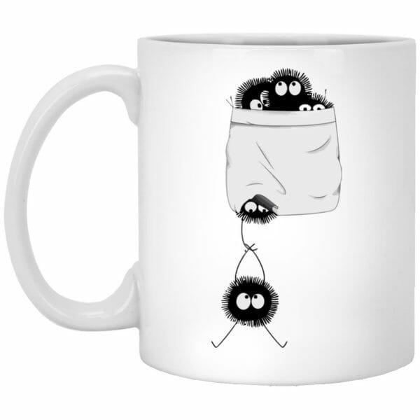Totoro in Pocket Mug
