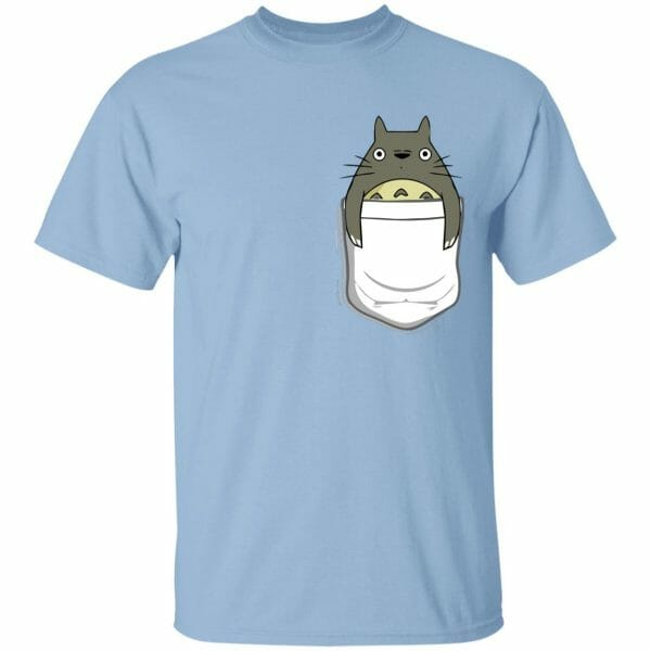 Totoro in Pocket T Shirt